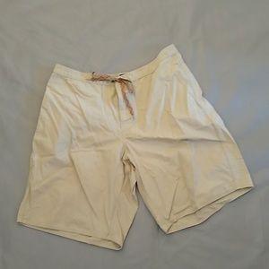 Patagonia khaki shorts 33x10